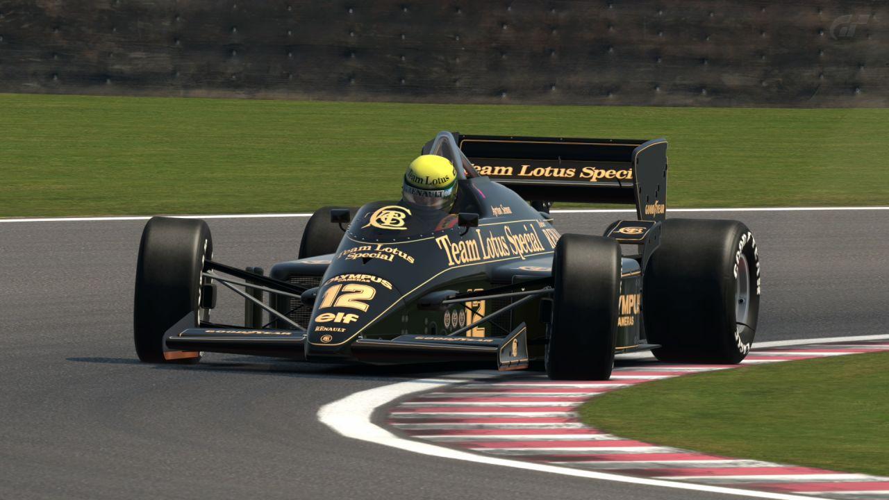 Turbo Car Wallpaper Hd Ayrton Senna Lotus 97t 85 Gran Turismo 6 Kudosprime Com