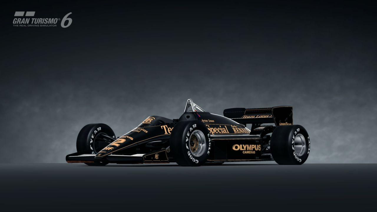 Gta 5 Wallpaper Cars Ayrton Senna Lotus 97t 85 Gran Turismo 6 Kudosprime Com