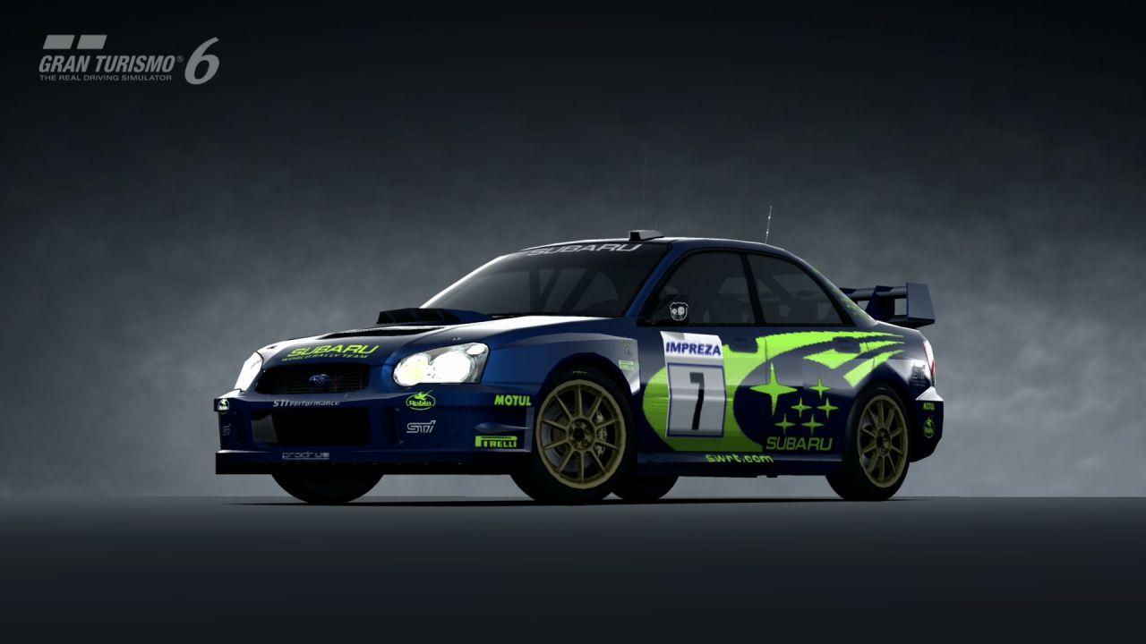 Gta Car Wallpaper Subaru Impreza Rally Car 03 Gran Turismo 6 Kudosprime Com