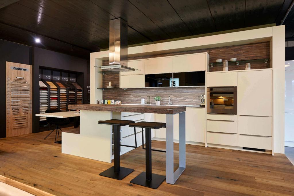 Sanviro Rustikal Küchenmöbel   Kuche Aus Holz Ideen Module Natur Look