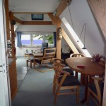 Kleine Ferienwohnung im Dachgeschoss