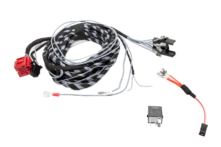 u haul trailer wiring harness