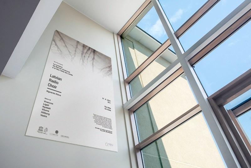 KUINI Estudio, cartel, Bernat Vivancos, musica Neu