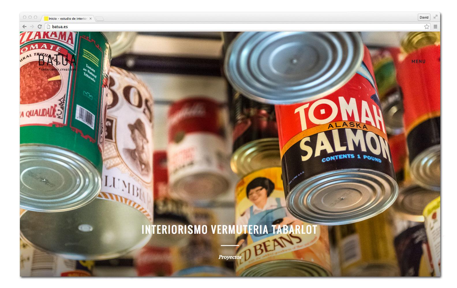 KUINI Estudio de diseño gráfico alicante, diseño web de BATUA