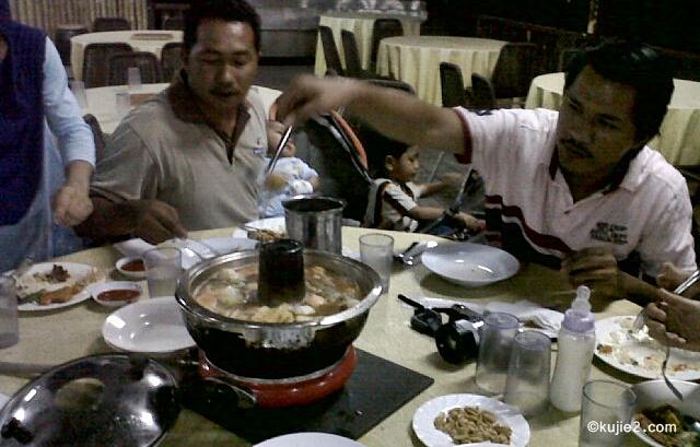 makan di restoran nelayan titiwangsa