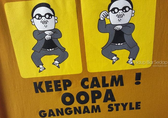 oopa gangnam style