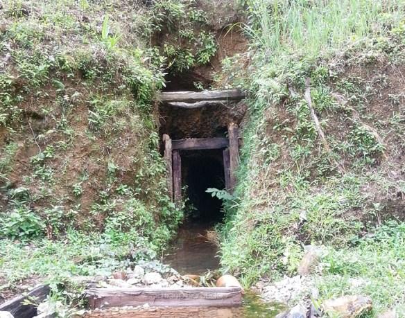 terowong bawah tanah sungai lembing