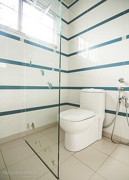 contoh bilik air