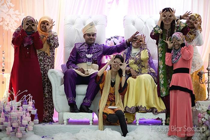 majlis kenduri kahwin
