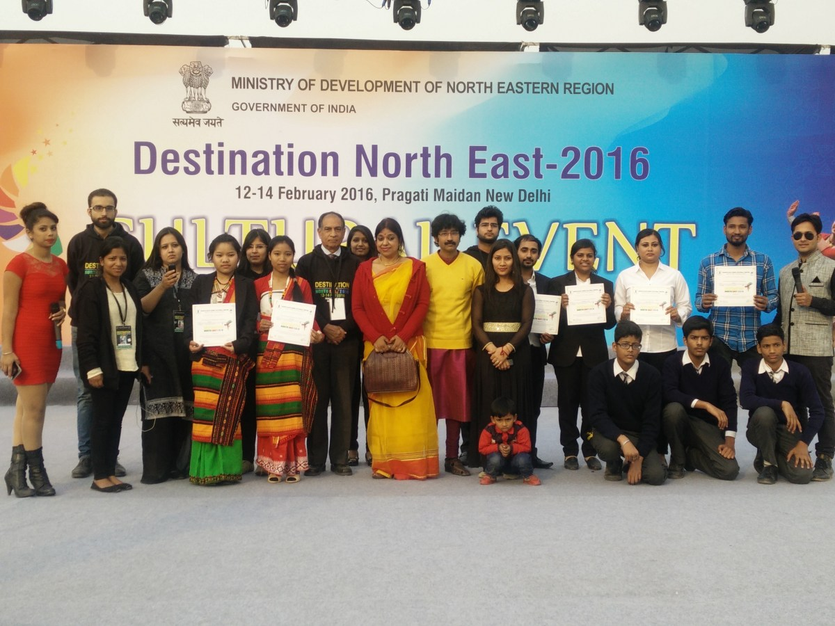 Destination North East 2016- 12 Feb- Day 1- Folk Dances Mesmerize Spectators