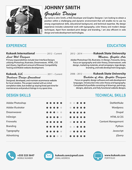 100 Free Resume Templates Psd Word Utemplates 31 Creative Resume Templates For Word Youll Love Them