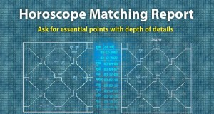 Horoscope Matching report - The essential points to be included