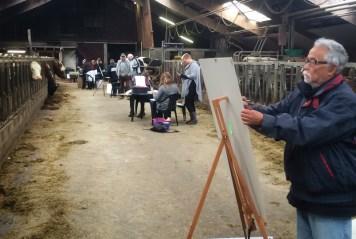 kunststichting-markelo-ksm-herfstworkshop-2015-koeien-schilderenIMG_0099