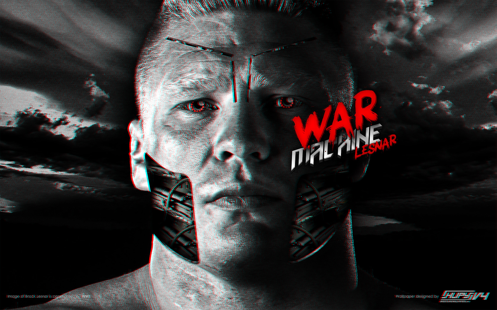 Him Iphone Wallpaper New Quot War Machine Quot Brock Lesnar Wallpaper Kupy Wrestling