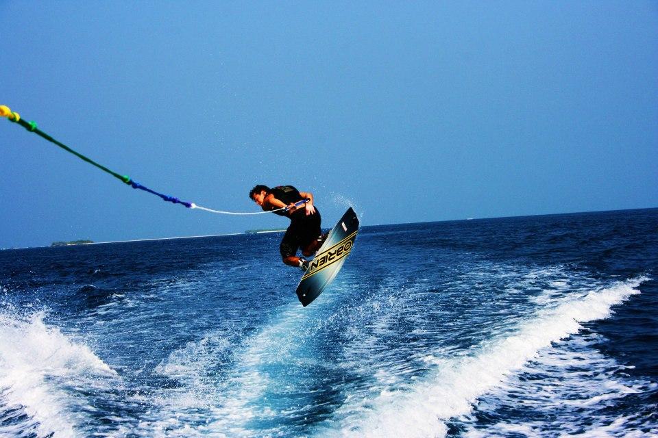 Wake Up Girls Wallpaper Ocean Water Sports Center On Kuredu Maldives