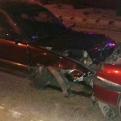Wypadek w Broku