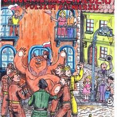 """Młodzi twórcy komiksów historycznych z radzymińskiej """"Stalowej Jedynki"""" laureatami w konkursie IPN-u !!!"""