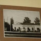 Wystawa na dworcu i o dworcu kolejowym w Wyszkowie