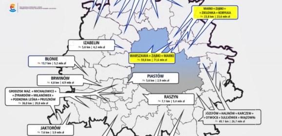 Unijne miliony na rozwój sieci ścieżek rowerowych płyną do gmin naszego regionu