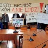 Rada Powiatu Wołomińskiego przyjęła stanowisko w sprawie projektu ustawy metropolitarnej