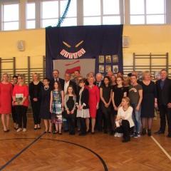 """XXII Inauguracja ceremonii olimpijskiej turnieju koszykówki, piłki ręcznej i biegu """"Igrzyska Nadwiślańskie 2012"""""""