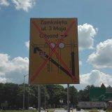 Przejazd kolejowy na  ul. 3 Maja zamknięty na tydzień