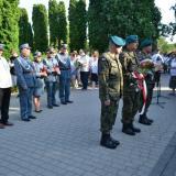 Ostrów Mazowiecka obchodziła uroczyście 73. rocznicę Powstania Warszawskiego