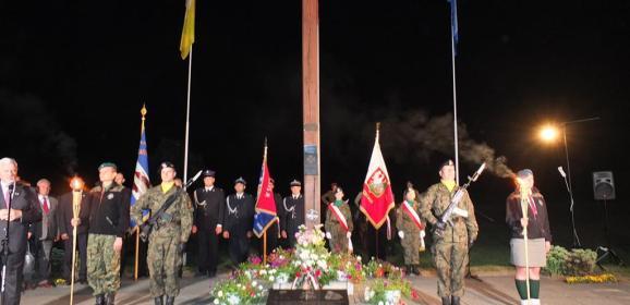 Wieczorny Apel Poległych w 97. rocznicę śmierci ks. Ignacego Skorupki