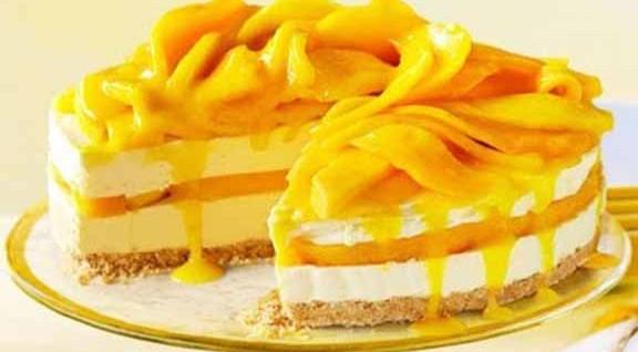 Mango-Cheesecake-Recipe