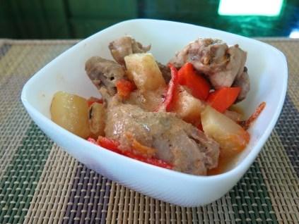 Pininyahang Manok Recipe