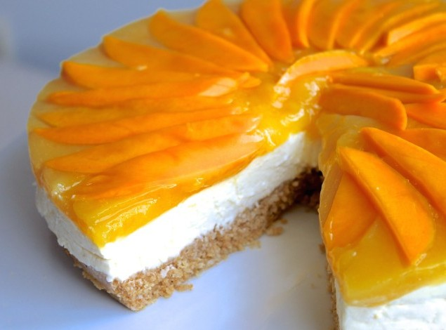 No Bake Mango Cheese Cake Recipe Kusina Master Recipes