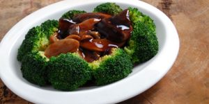 Broccoli and Mushroom In Oyster Sauce Recipe