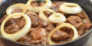 Pork Bistek Recipe