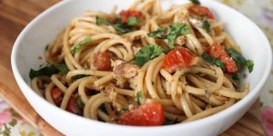 Sardinas Pasta Recipe