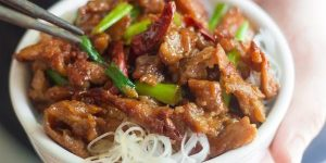 Vegan Mongolian Beef Recipe