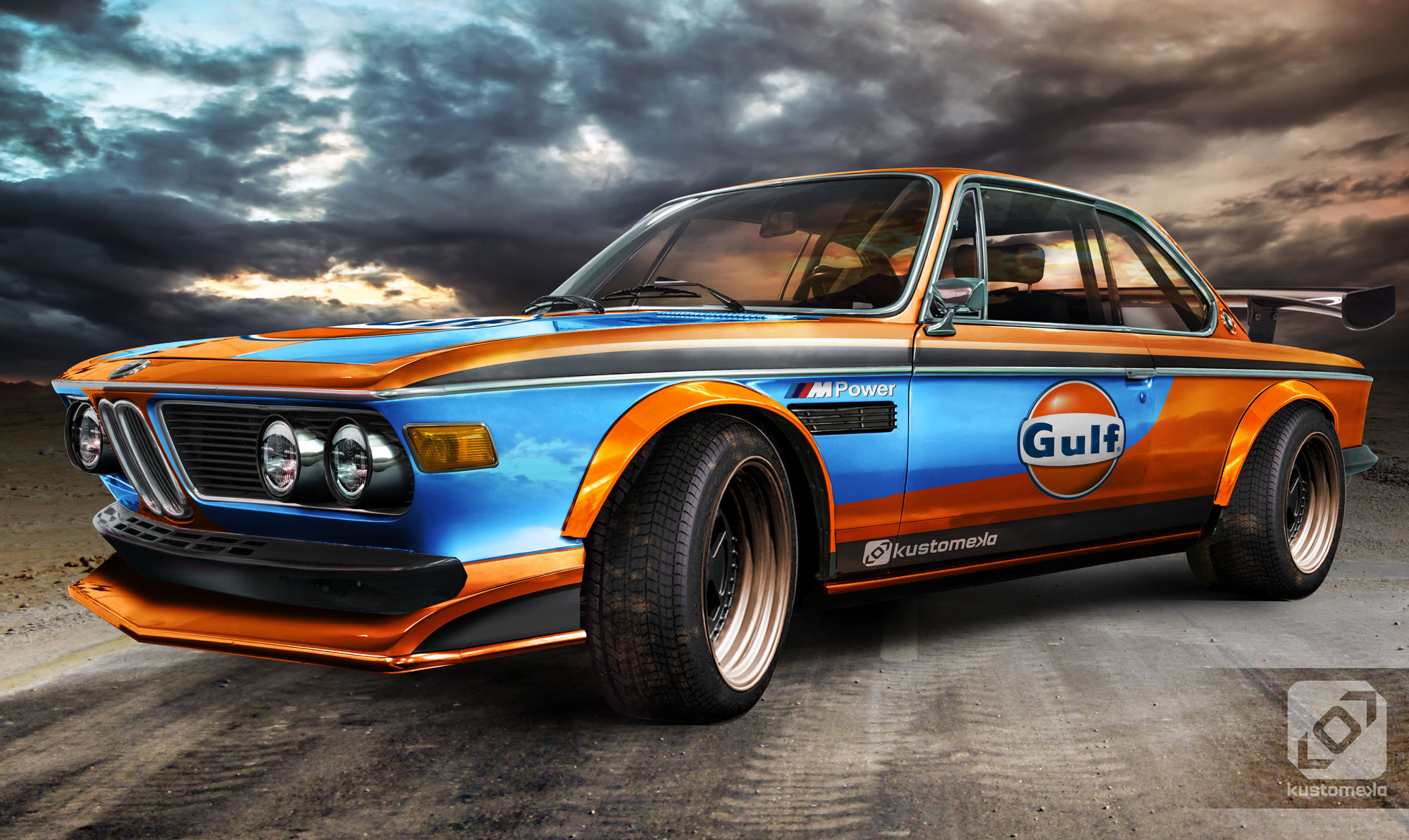 Hoonigan Cars Wallpaper Gulf Kustomeka