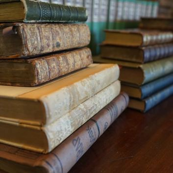 Antique Woodside Private Book Sale