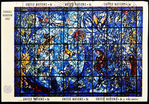Chagall-window