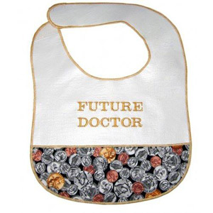 future-doctor-bib