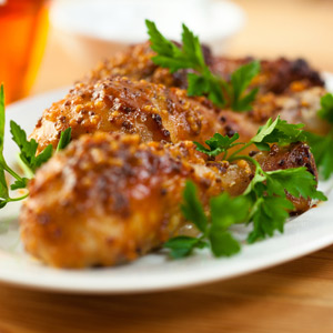 honey-baked-chicken