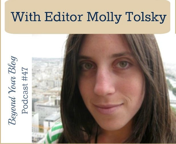 beyond your blog molly tolsky editor of kveller