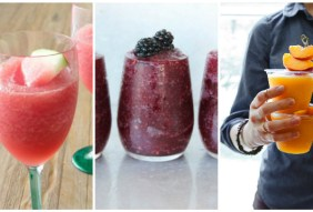 5 summer wine slushies