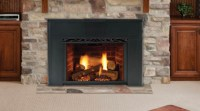 Wood Fireplace Inserts with Blower : KVRiver.com