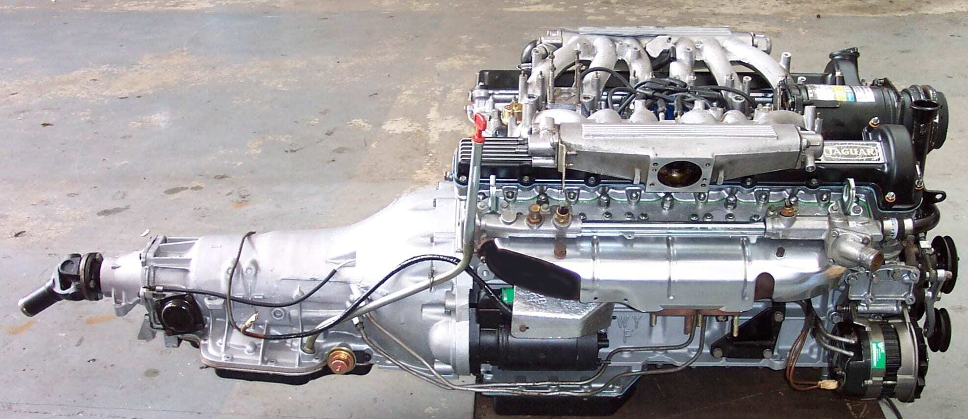 jaguar xjs v12 engine diagram
