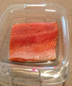 Quick and Easy Wild Salmon