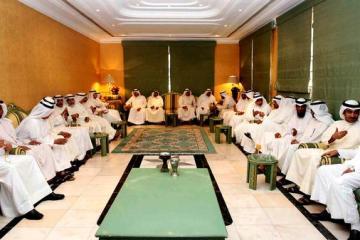 Newly elected Kuwaiti  MP?s hold a meeti