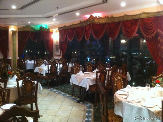 مطعم مغل محل