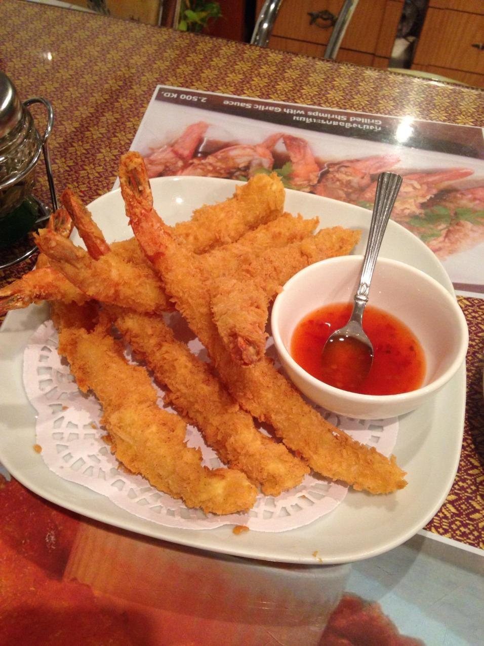 مطعم بوكيت التايلندي