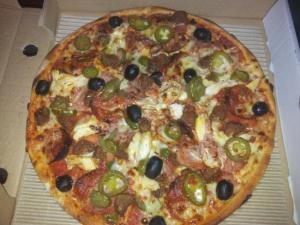 مطعم بيتزا إكسبريس