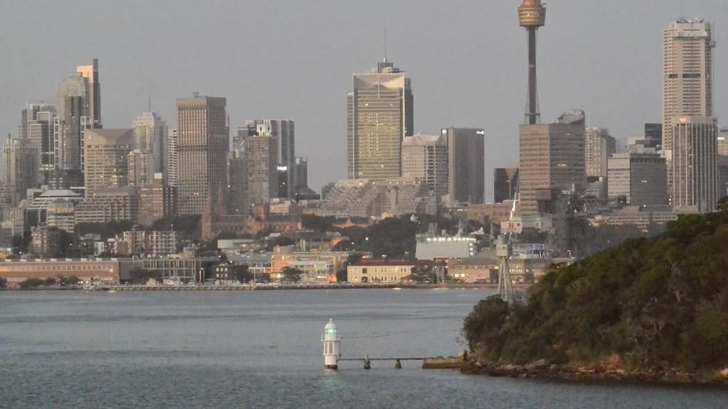 Sydney-at-dawn